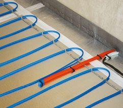El podlahové vytápění